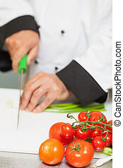 mistrz kucharski, okazały, cebule, wiosna