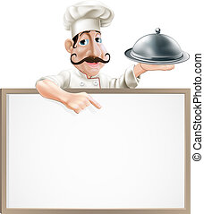 mistrz kucharski, platter, spoinowanie, znak