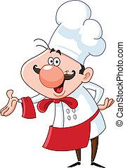 mistrz kucharski, przyjacielski