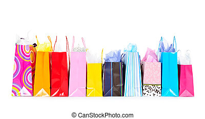 mnóstwo, zakupy, hałas