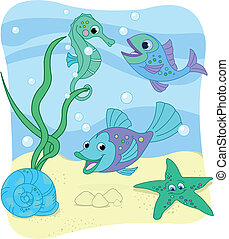 morski świat