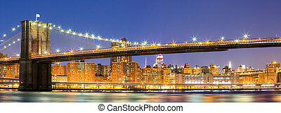 most, brooklyn, york, nowy