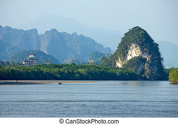 motyw morski, tajlandia