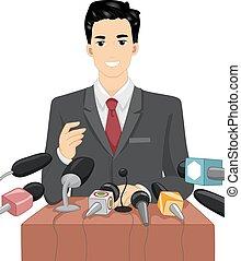 mowa, polityk, mics, człowiek