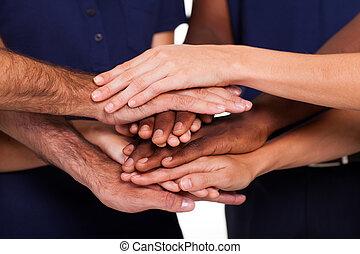 multiracial, razem, siła robocza