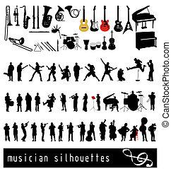 musican, sylwetka