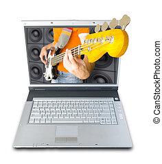 muzyka, cyfrowy