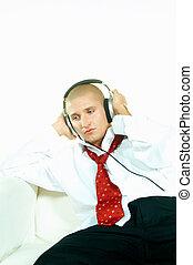 muzyka, słuchać