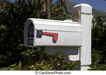 na, skrzynka pocztowa