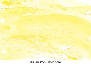 nachylenie, abstrakcyjny, żółte tło