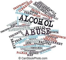 nadużycie, alkohol