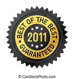 najlepszy, 2011, etykieta