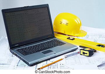 narzędzia, budowniczy zamiar
