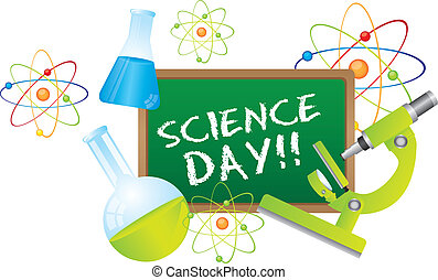 nauka, dzień