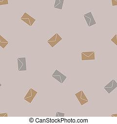 newsletter, koperta, seamless, background: