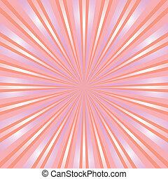 niemowlę, tło, różowy, abstrakcyjny