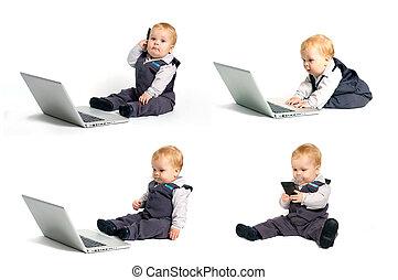 niemowlę, technologia