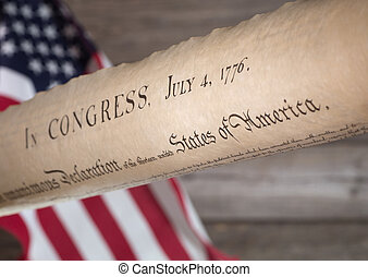 niezależność, deklaracja