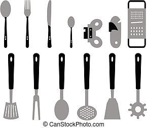 nożownictwo, kuchnia
