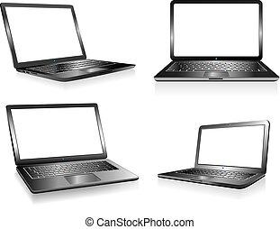 notatnik, pc komputer, laptop