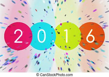 nowy, 2016, zasłona, rok