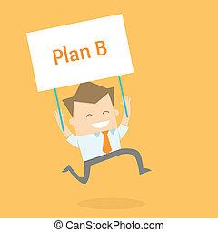 nowy człowiek, handlowy, proactive, strategia