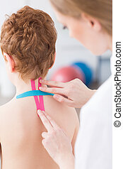 nowy, kinesiotaping, fizjoterapia, metoda