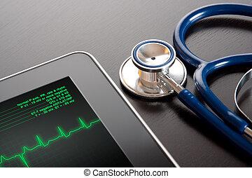 nowy, medycyna, technologia