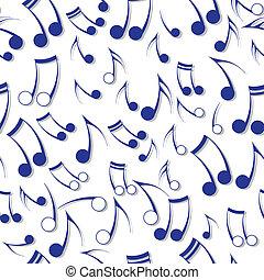nuta, głos muzyka, struktura