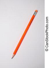 ołówek, szczelnie-do góry, wizerunek