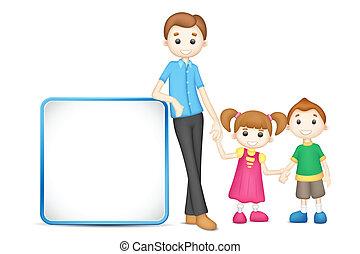 ojcować dzieciom