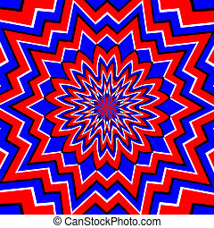 optyczne złudzenie