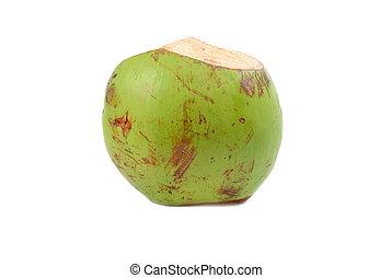 orzech kokosowy, owoc