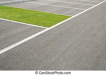 osasis, parking