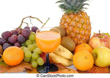 owoc, świeży, sezonowy