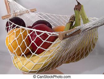 owoc, hamak