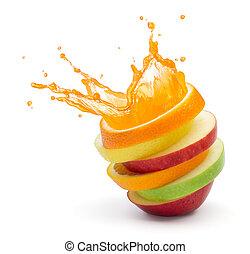 owoc, poncz