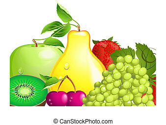 owoc, soczysty