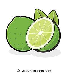owoc, wapno