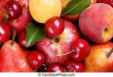 owoce, jagody