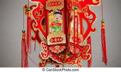 ozdoba, chińczyk