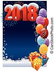 ozdoba, nowy rok