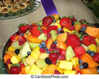płyta, owoc