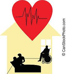 palliative, dom troska