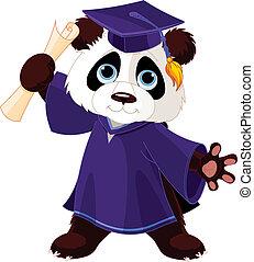 panda, absolwenci