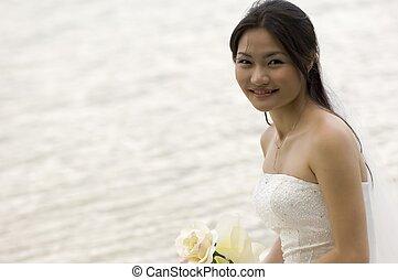 panna młoda, 2, asian