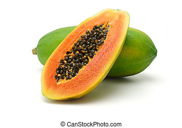 papaya, owoce