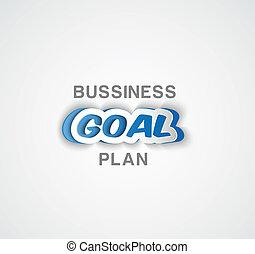 papier, gol, biznesplan