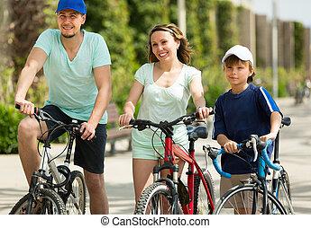 para, syn, bicycles
