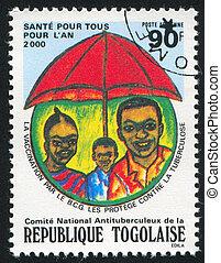 parasol, rodzina, pod